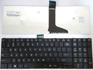 Laptop Keyboard Compatible for Toshiba Satellite C55D-A5170 C55D-A5175 C55D-A5201 C55D-A5204 C55D-A5206 C55D-A5240NR C55D-A5300 US Layout Black Color