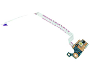 GENUINE HP 15-AC121DX 15-AC SERIES POWER BUTTON BOARD CABLE LS-C701P 813955-001